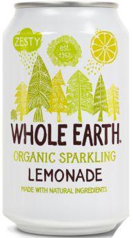 Whole Earth Organic Lemonade (24x330ml)