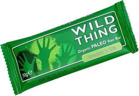 Wild Thing Organic Berries & Seeds Raw Paleo Bar 30g x20