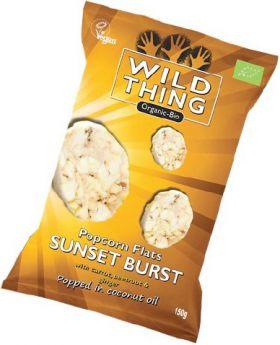 Wild Thing Organic Nuts & Seeds Raw Paleo Bar 30g x20