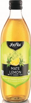 Yogi Tea Mate Lemon Cold Tea Organic 330ml x10