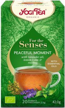 Yogi Tea Peaceful Moment 42g (20's) x6