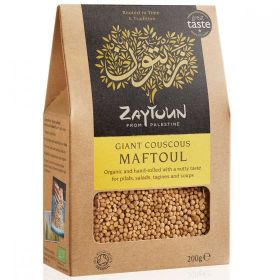 Zaytoun Organic Couscous Maftoul 250g x6