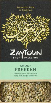 Zaytoun Organic Freekeh Smoked Green Wheat 250g